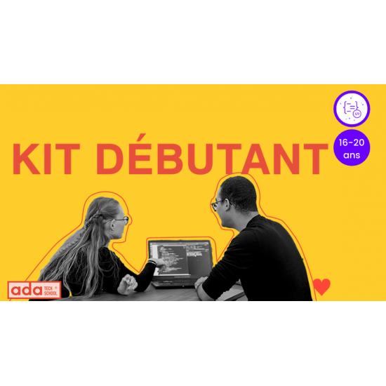 Kit d'initiation à la...